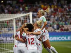 Mundial feminino: Inglaterra e Japão avançam e Argentina sonha com a classificação