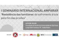 Coletivo de familiares de presos realiza seminário internacional sobre encarceramento em São Paulo