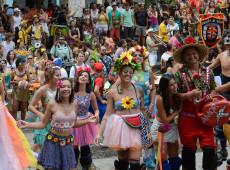 Carnaval é revolução