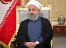 'Irã não fará guerra contra nenhuma nação', diz presidente Hassan Rouhani