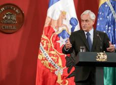 Para tentar conter protestos, Piñera promete reajustar salários e aposentadorias