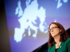 UE busca isenção das tarifas de Trump sobre aço e alumínio