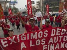 Precarização e desregulamentação seguem preocupando trabalhadores em Honduras