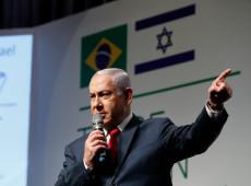 Netanyahu diz que Bolsonaro prometeu embaixada do Brasil em Jerusalém em 2020