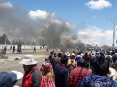 Repressão contra manifestantes em refinaria na Bolívia deixa ao menos um morto