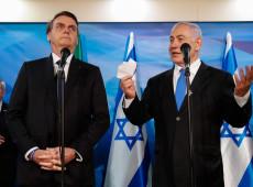 Liga Árabe condena Brasil por escritório comercial em Jerusalém