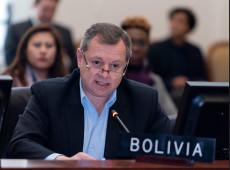 OEA quer segundo turno na Bolívia mesmo que Morales consiga diferença suficiente para ganhar no 1º