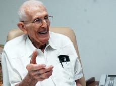 'El Gallego' Fernández, um dos heróis da Revolução Cubana, morre aos 95 anos