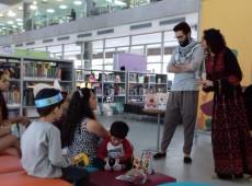 Biblioteca de SP terá Contação de Histórias Árabes