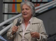 'Democracia brasileira está com problemas', diz Lucía Topolansky, vice-presidente do Uruguai