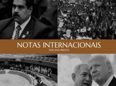 Notas internacionais, por Ana Prestes: breve resumo dos acontecimentos na Venezuela