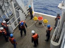 Impacto da mudança climática será medido no Atlântico Sul