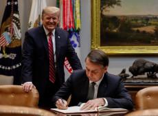 Em visita a Trump, Bolsonaro cede a interesses dos EUA e volta 'de mãos abanando', diz especialista