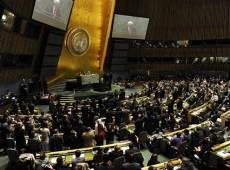 Assembleia Geral da ONU eleva status da Palestina a Estado observador