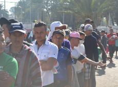Número de migrantes apreendidos ao entrar nos EUA pelo México é o maior desde 2007
