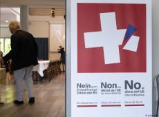 Suíça aprova endurecimento de leis sobre armas em referendo