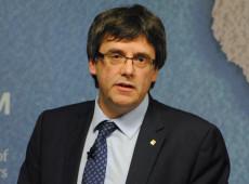 Justiça da Espanha retira pedido de extradição de Puigdemont e de outros líderes separatistas da Catalunha