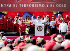 Um mês depois da tentativa de golpe, Maduro destaca união cívico-militar como garantia de paz