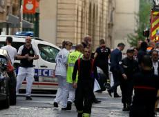 Explosão deixa feridos em Lyon