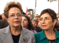 Processo inteiro contra Lula está viciado, diz Dilma após visitar ex-presidente em Curitiba