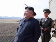 Kim supervisiona teste de nova 'arma tática' na Coreia do Norte