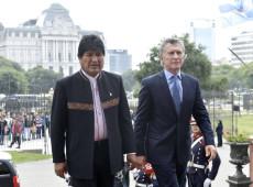 Evo Morales anuncia cooperação energética e científica com Argentina