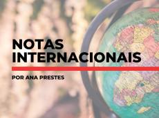 Notas internacionais: Bolsonaro só pensa em armas