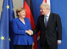 Merkel dá 30 dias para que Reino Unido encontre solução que impeça Brexit sem acordo