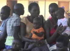 No Sudão do Sul, 6 mil crianças reencontram famílias após anos de separação