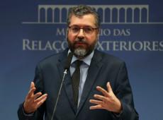 Guardian: diplomatas brasileiros se dizem 'enojados' com política externa de Bolsonaro e Araújo