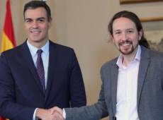 Sánchez fecha acordo para novo governo na Espanha
