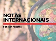 Notas internacionais: Brasil segue culpando Venezuela por óleo nas praias nordestinas