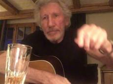 Roger Waters grava vídeo de apoio a Maduro: 'tirem suas mãos da Venezuela'