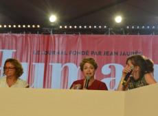 Em Paris, Dilma diz que governo Bolsonaro coloca Constituição em risco