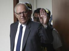 Juiz decreta 36 meses de prisão preventiva para ex-presidente peruano