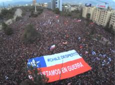 Chile: plebiscito sobre Constituinte é chave para saber rumo que protestos irão tomar, diz pesquisador