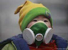 Nove em cada dez pessoas respiram ar poluído, diz OMS