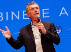 Derrota de Macri nas primárias estimula oposição a Bolsonaro