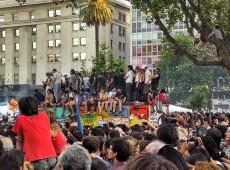Cristina se despede de argentinos: 'maior legado do kirchnerismo foi o empoderamento do povo'