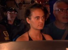 Alemanha exige que Itália liberte capitã do navio humanitário 'Sea Watch 3'