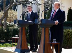 Brasil evolui para 'submissão explícita' aos Estados Unidos, diz Celso Amorim