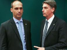 Indicação de Eduardo Bolsonaro configura nepotismo, diz consultoria do Senado