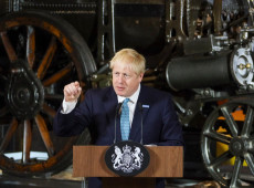 Boris Johnson perde maioria no Parlamento do Reino Unido