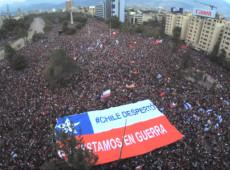 O ano do Chile: em 2019, protestos contra neoliberalismo acuaram a direita do país