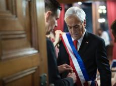 Juristas chilenos denunciam Piñera por crimes contra a humanidade