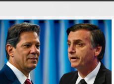 """""""Democracia ou barbárie"""", diz jornal argentino <i>Pagina/12</i>; veja repercussão internacional das eleições presidenciais"""