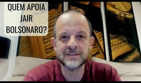 #AOVIVO - 20 Minutos Nacional: Quem apoia Jair Bolsonaro?
