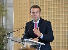 Incêndio na Amazônia é crise internacional, diz Macron