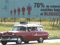 Bloqueio dos EUA causou prejuízo superior a US$ 1 trilhão, diz Cuba
