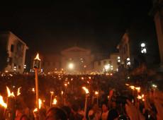 Marcha das Tochas: Cubanos vão às ruas para celebrar aniversário de Jose Martí; veja fotos